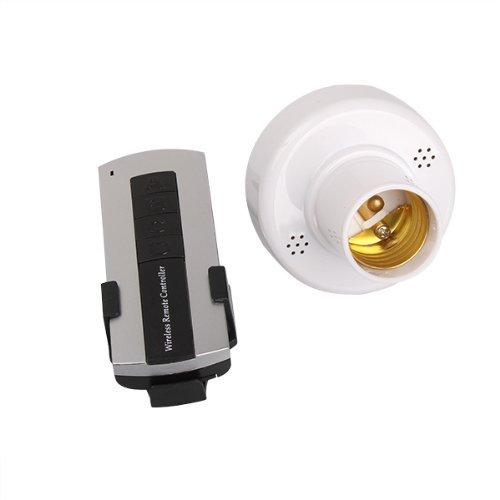 Mengshen Wireless Remote Control E27 Screw Light Lamp