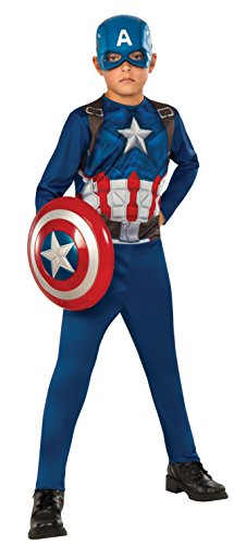 Captain America 3: Civil War for Kids Halloween Costume