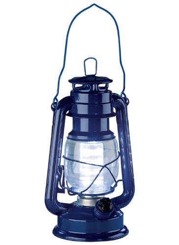 Northpoint 12-Led Lantern Vintage Style, Dark Blue