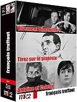 FRANCOIS TRUFFAUT - Coffret 3 DVDs: Vivement Dimanche ! / Tirez Sur Le Pianiste / Antoine Et Colette