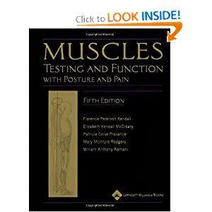 Muscles: Testing and Function, with Posture and Pain 5th Edition PDF