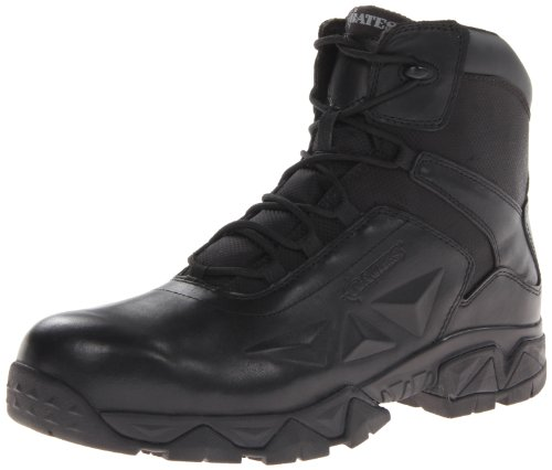 Bates Men's Delta Nitro-6 Zip Work Boot