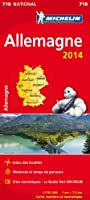 Carte Allemagne 2014 Michelin