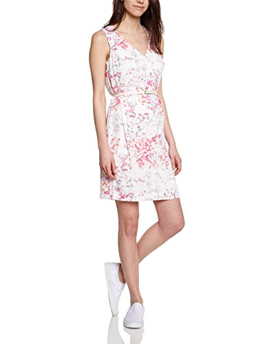 Tommy Hilfiger Womens Body Con Paisley Sleeveless Dress