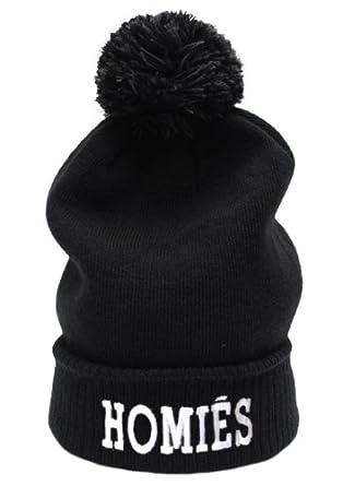 Homies Beanie (Black Beanie)