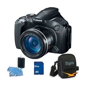 Canon Powershot SX40 HS 12.1MP Digital Camera