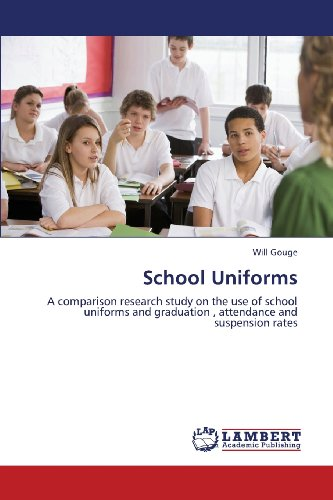 study of school uniforms This article lists the advantages and disadvantages of school uniforms.