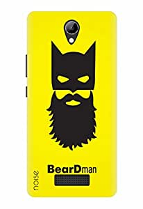 Noise Designer Printed Case / Cover for Lyf Wind 3 / Animated Cartoons / Batman With Beard