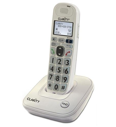 Clarity D702 Amplified Low Vision Expandable Cordless (Clarity-D702)