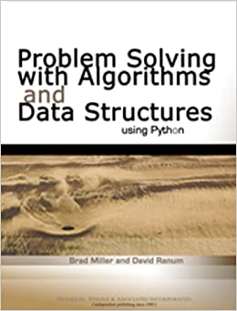 Algorithms and data structures python book