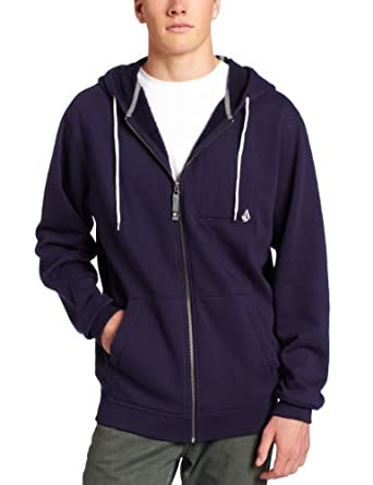 Volcom Men's Turtle Basic Sweater, Midnight Blue, XX-Large