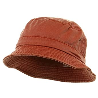 Washed Hats-Orange W12S41E