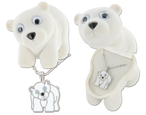 Circle of Friends Pendant, Polar Bear - 1