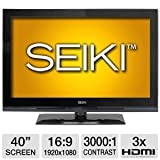 Seiki SE401GS 40-Inch 1080p 120Hz Slim LED HDTV