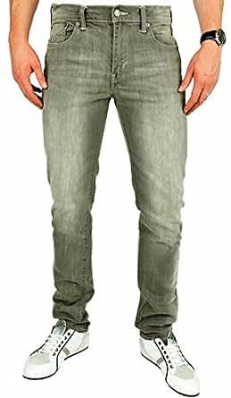 Levis red tab jeans 511 gris -  Gris - 36W/32L