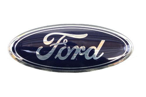 Genuine Ford Accessories AS4Z-8213-A Front Grille Ford Emblem (2011 Ford Emblem compare prices)