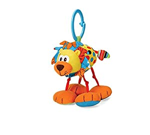 Jittery Pal Lion Rattle