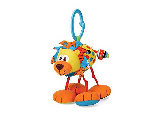Infantino Jittery Pal Rattle - Lion - 1