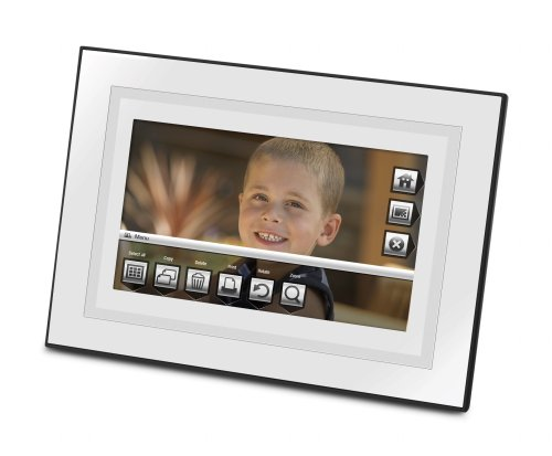 Kodak P720 Easyshare 7 Inch Digital Frame Comment And Review
