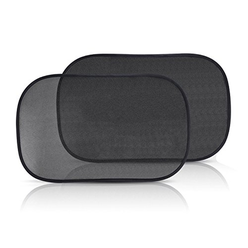 Sun Shade for Car Side Window,CarBoss Side Window Sunshade -Car Sun Shade Protector- Protect Your Kids and Pets in the Back Seat from Sun Glare and Heat,Blocks Harmful UV Rays,Baby Window Sun Shade (Sun Cover For Car Seats compare prices)