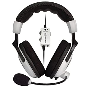 Online Game, Online Games, Video Game, Video Games, Headset, xbox 360, Headphones, Gaming, Stereo, Mac, PC, Hardware, Ear Force X11 Amplified Stereo Headset with Chat