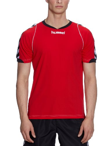 Hummel Herren Trikot BEE AUTHENTIC JERSEY 1, true red, S, 03-909-3062_3062
