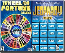 Wheel of Fortune & Jeopardy Bundle