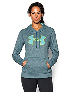 Under Armour Women's AF BLH Twist Jacket, Montana Teal/Veneer/Flash Light, Large