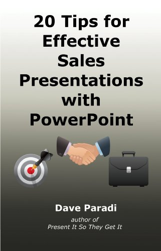 20 Tips for Effective Sales Presentations with PowerPoint