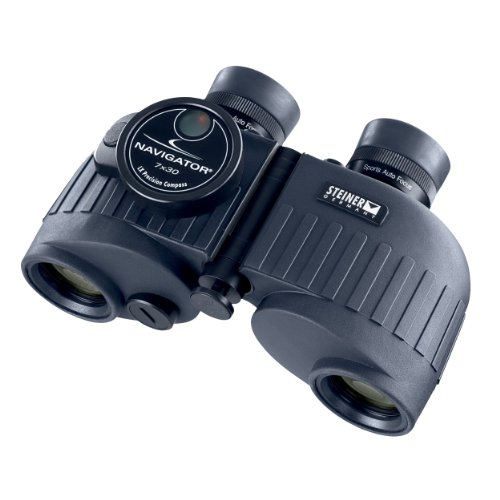 STEINER (Steiner) binoculars Navigator 7 × 30 compass 7125 [Japan regular Edition]