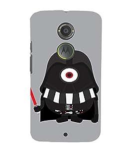 EPICCASE Starwars Minion Mobile Back Case Cover For Moto X 2nd Gen (Designer Case)