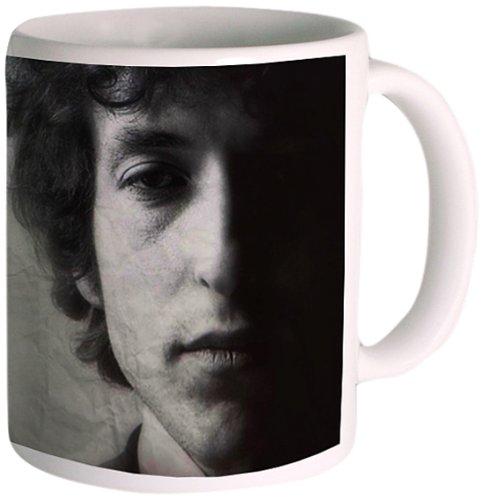 Posterboy 'Bob Dylan' Creamic Mug
