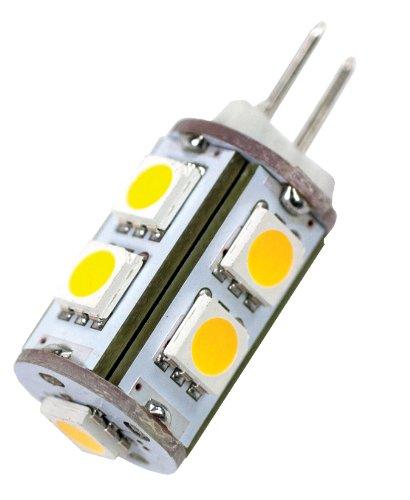 Arcon 50527 Soft White 12 Volt 9-Led Tube Bulb