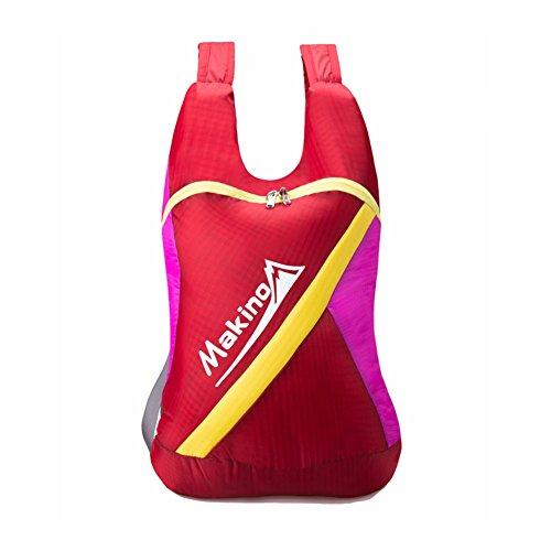 Sac Ultralight épaule étanche-rouge 35L
