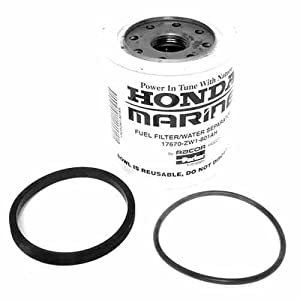 Amazon com Genuine OEM Honda Fuel filter Water