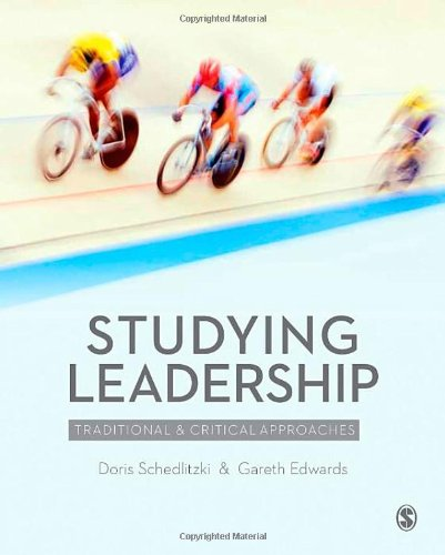studying leadership Welcome to the department of leadership studies, a diverse department that is the home to all graduate programs in the college of education that are not classroom based.