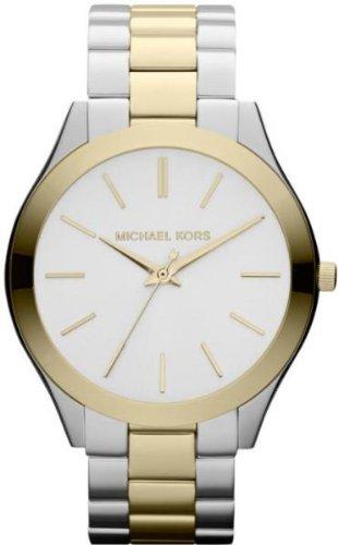 Michael Kors MK3198 Ladies Two Tone Watch