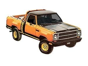 Amazon.com: 1979 1980 Dodge Macho Power Wagon Truck Decals & Stripes