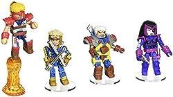 Diamond Select Toys Marvel Minimates: Classic X-Force Box Set
