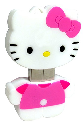 Hello Kitty 8GB USB Flash Drive (46209M)