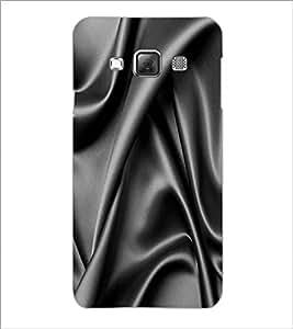 PRINTSWAG BLACK PATTERN Designer Back Cover Case for SAMSUNG GALAXY A3