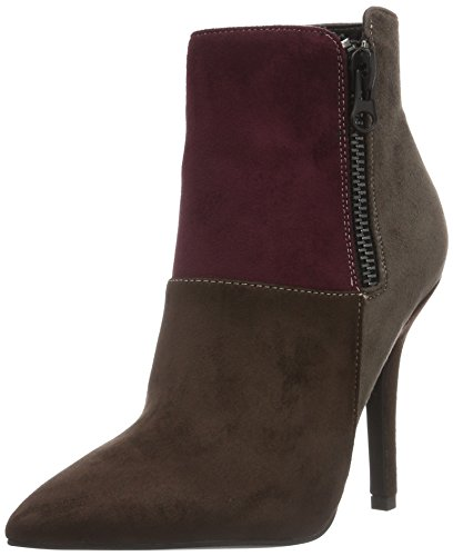 Buffalo Shoes B334E-54 S0002 Imi Suede, Stivaletti Donna, Marrone (Coffee 16), 38 EU