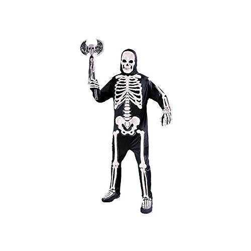 Totally Skelebones Costume - Standard - Chest Size 33-45