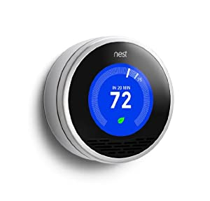 Nest Learning Thermostat (1st Generation) $179