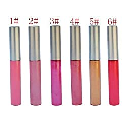 Lip Gloss Shimmer Cream Shimmer glitter gloss #02952394(3#)