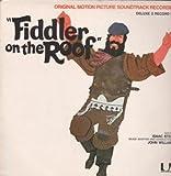 Fiddler On The Roof ORIGINAL MOTION PICTURE SOUNDTRACK LP (VINYL) UK UNITED ARTISTS 1971