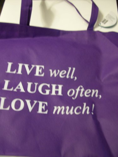 religious themed reusable tote bags live well laugh often love much purple mary sacred. Black Bedroom Furniture Sets. Home Design Ideas