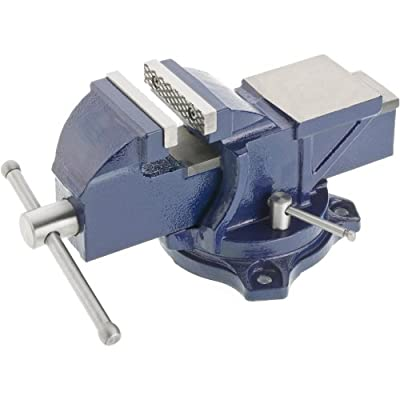 Grizzly G7057 Bench Vise w/ Anvil - 334; from Grizzly