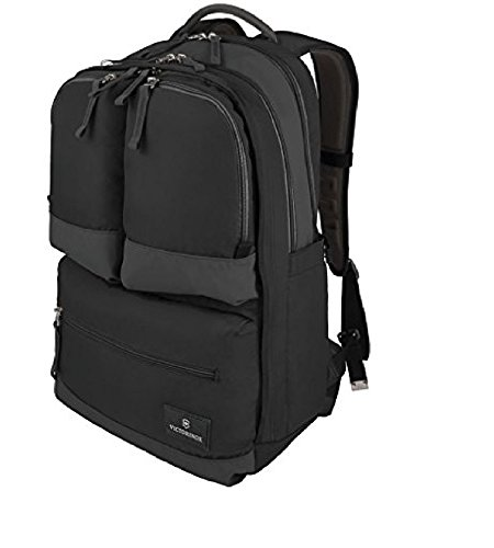 Victorinox SwissArmy Altmont 3.0 Dual Compartment Laptop Backpack (BLACK)