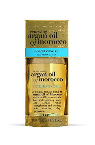 Organix Renewing Moroccan Argan Oil Penetrating Oil (all hair types (All Hair Types) 3.3 oz (Argan Oil Moroccan compare prices)